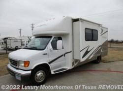 Used 2004  Four Winds International Chateau 26ft 2 Slide B by Four Winds International from Luxury Motorhomes Of Texas in Krum, TX