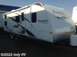 Used 2012  Keystone Passport 2650 BH by Keystone from Indy RV in St. George, UT