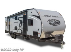 New 2016  Forest River Cherokee Wolf Pack T25 PACK 12 L by Forest River from Indy RV in St. George, UT
