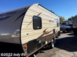New 2016  Forest River Cherokee Grey Wolf 19RL by Forest River from Indy RV in St. George, UT
