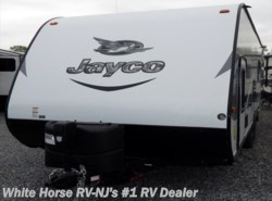 New 2016  Jayco Jay Feather 213 Front Bunks Rear King Bed Slideout by Jayco from White Horse RV Center in Williamstown, NJ