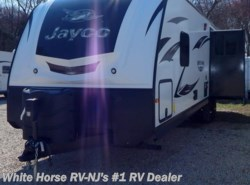 New 2016  Jayco White Hawk 33RSKS Rear Sofa/Is. Kit. Double Slideout by Jayco from White Horse RV Center in Williamstown, NJ