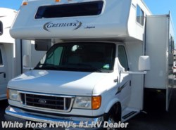 Used 2004  Jayco Greyhawk 31SS Single Slide Rear Queen Bed by Jayco from White Horse RV Center in Williamstown, NJ