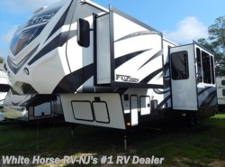 New 2015  Keystone Fuzion 331 Triple Slideout w/11' Garage by Keystone from White Horse RV Center in Williamstown, NJ