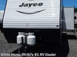 New 2017  Jayco Jay Flight SLX 245RLSW Rear Sofa w/Dinette Slideout by Jayco from White Horse RV Center in Williamstown, NJ