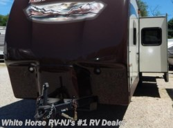 Used 2014  Jayco Eagle 324 BHTS Two Bed Room Triple Slide w/ Kitchen Isla by Jayco from White Horse RV Center in Williamstown, NJ