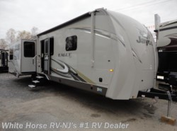 New 2017  Jayco Eagle 338RETS Rear Entertainment Triple Slideout by Jayco from White Horse RV Center in Williamstown, NJ