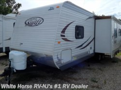 Used 2014  Jayco Jay Flight Swift 265RLS Rear Lounge Sofa/Dinette Slideout by Jayco from White Horse RV Center in Williamstown, NJ