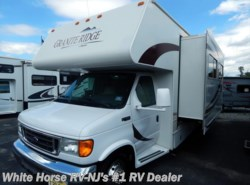 Used 2005  Jayco Granite Ridge 3100SS Rear Queen Sofa/Dinette Slide by Jayco from White Horse RV Center in Williamstown, NJ