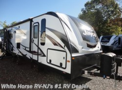 New 2017  Jayco White Hawk 27DSRL Rear Lounge Sofa/Dinette Slideout by Jayco from White Horse RV Center in Williamstown, NJ