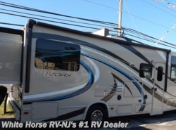 Used 2016  Thor Motor Coach Vegas 25.2 Rear Queen Bed Slide by Thor Motor Coach from White Horse RV Center in Williamstown, NJ
