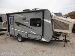 New 2017  Starcraft Launch 16RB Mini 2-Drop Down Beds w/Sofa & Dinette by Starcraft from White Horse RV Center in Williamstown, NJ