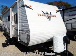 Used 2013  Heartland RV Trail Runner SLE 26SLE Sofa/Dinette Slide with Single Bunks by Heartland RV from White Horse RV Center in Williamstown, NJ