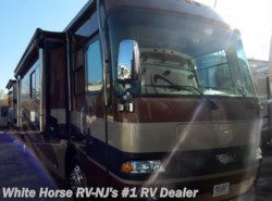 Used 2005  Monaco RV Windsor 40PDQ Rear Queen Quad Slide by Monaco RV from White Horse RV Center in Williamstown, NJ