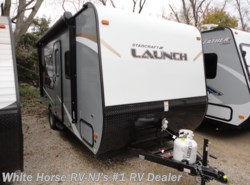 New 2017  Starcraft Launch 17QB Mini Front Queen Rear Bath by Starcraft from White Horse RV Center in Williamstown, NJ