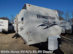 Used 2007  Starcraft Homestead 292RKS Rear Kitchen, Single Slide-out by Starcraft from White Horse RV Center in Williamstown, NJ