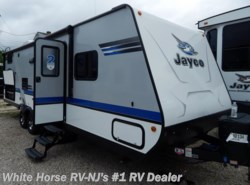 New 2018 Jayco Jay Feather 25BH Two Bedroom Sofa/Dinette Slideout available in Williamstown, New Jersey