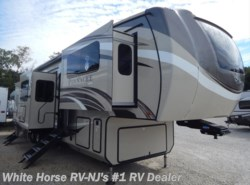 New 2018 Jayco Pinnacle 38FLWS Front Living Room Rear King w/6 Slideouts available in Williamstown, New Jersey