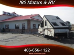New 2016  Forest River Rockwood Premier A122BH by Forest River from I-90 Motors & RV in Billings, MT