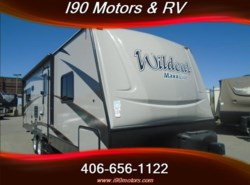 New 2017  Forest River Wildcat Maxx 255RLX by Forest River from I-90 Motors & RV in Billings, MT