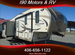 New 2017  Forest River Rockwood Signature Ultra Lite 8299BS by Forest River from I-90 Motors & RV in Billings, MT