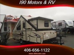New 2017  Forest River Rockwood High Wall A214HW by Forest River from I-90 Motors & RV in Billings, MT
