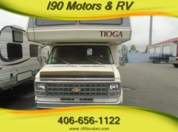 Used 1982  Fleetwood Tioga  by Fleetwood from I-90 Motors & RV in Billings, MT