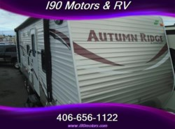 Used 2014  Starcraft  Autumn RI 289BHS (Bunkhouse) by Starcraft from I-90 Motors & RV in Billings, MT