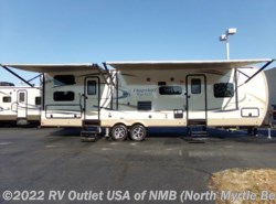 New 2017  Forest River Flagstaff 831BHWSS by Forest River from RV Outlet USA in Longs, SC