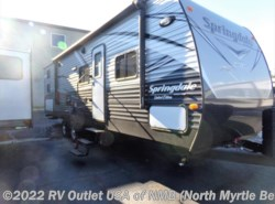 New 2017  Keystone Springdale 270LE by Keystone from RV Outlet USA in North Myrtle Beach, SC