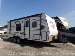 New 2018 Forest River Flagstaff Micro Lite 23FBKS available in North Myrtle Beach, South Carolina