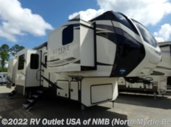 New 2019 Keystone Alpine 3800FK available in Longs, South Carolina