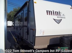 New 2017  Forest River Rockwood Mini Lite 2509S by Forest River from Tom Stinnett's Campers Inn RV in Clarksville, IN