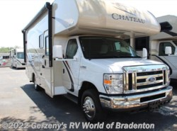 New 2018 Thor Motor Coach Chateau 24F available in Bradenton, Florida