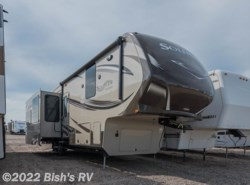 Used 2014  Grand Design Solitude 305RE by Grand Design from Bish's RV Supercenter in Idaho Falls, ID