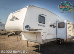 Used 2010 Keystone Springdale 297RLS available in Idaho Falls, Idaho