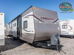 Used 2014 Gulf Stream Conquest 36FRSG available in Idaho Falls, Idaho