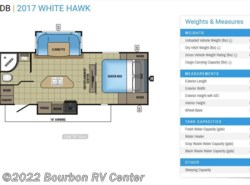 New 2017  Jayco White Hawk 24RDB by Jayco from Bourbon RV Center in Bourbon, MO