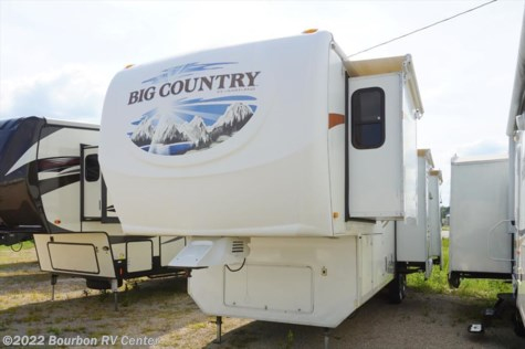 2009 Heartland RV Big Country 3500RL