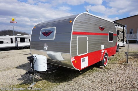 2019 Riverside RV Retro 177FK