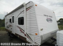 Used 2011  Miscellaneous  Other TRAIL WEST MODEL 25 BH  by Miscellaneous from Brown's RV Superstore in Mcbee, SC