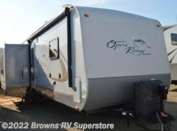 Used 2013  Open Range Roamer RT316RLS by Open Range from Brown's RV Superstore in Mcbee, SC