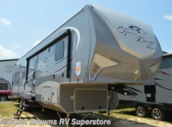New 2017  Open Range Roamer 430RLS by Open Range from Brown's RV Superstore in Mcbee, SC