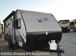 New 2017  Starcraft AR-ONE 18BHS by Starcraft from Brown's RV Superstore in Mcbee, SC