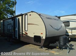 Used 2016  Forest River Grey Wolf 26RR by Forest River from Brown's RV Superstore in Mcbee, SC