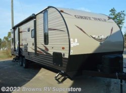 Used 2017  Forest River Grey Wolf 26CKSE by Forest River from Brown's RV Superstore in Mcbee, SC