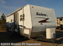 Used 2006  Forest River Salem LE Series 28FBSS by Forest River from Brown's RV Superstore in Mcbee, SC