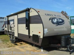 New 2017  Forest River Grey Wolf 26BHSE by Forest River from Brown's RV Superstore in Mcbee, SC