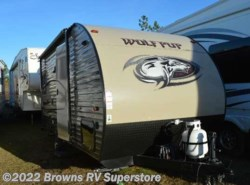 Used 2016  Forest River Cherokee Wolf Pup 17CJ by Forest River from Brown's RV Superstore in Mcbee, SC