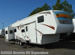 Used 2008  Keystone Raptor 3600RL by Keystone from Brown's RV Superstore in Mcbee, SC